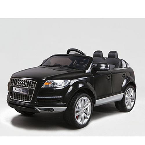 Детский электромобиль Audi Q7EBLRS-2 черный