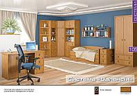 Стенка ВАЛЕНСИЯ модульная система Мебель Сервис