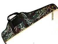 Чехол для охотничьего ружья под оптику 110см.(плотный)