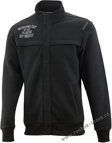 Reebok куртка novelty jacet, фото 2
