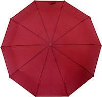 Зонт женский Belissimo 461 с проявляющимся рисунком полуавтомат полуавтомат Красный