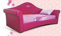 Детская кровать Люкс РАПУНЦЕЛЬ 1 (односпальная) Грин Софа