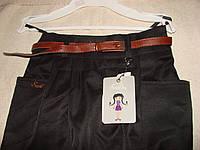 Черная школьная юбка ТМ Suzie Колет, размер 122, 128, 140, 146