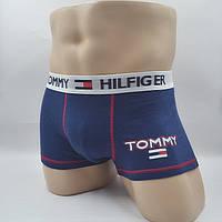Мужские трусы боксёры Tommy Hilfiger, синие