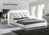 Кровать БОСТОН 160*200 (Премиум) (двуспальная) Гармония