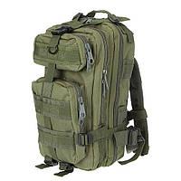Тактический рюкзак Assault (штурмовой) 25 л Олива