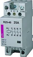 Контактор модульный R 25-04 230V