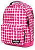 Яркий рюкзак 24 л. Chizzo Blocnote Eastpak EK01A73J розовый