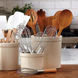 Подставки для кухонных и столовых принадлежностей