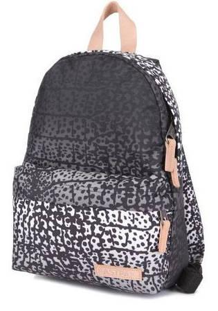 Легкий рюкзак 10 л. Frick Eastpak EK12A66H черно-белый