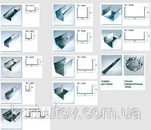 Профиль CW-50 (0,55 mm) (3м,4м)  Украина, фото 3