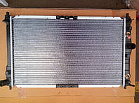 Радиатор охлаждения Дэу Ланос с кондиционером АКПП