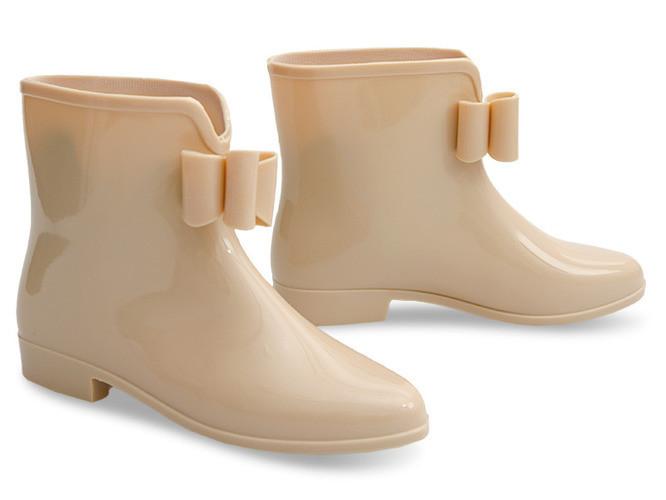 Женские резиновые ботинки Розали beige