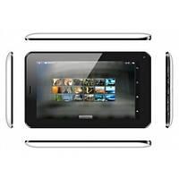 """Двухъядерный планшет Allwinner A13 IPAD 86V 7"""" 8Gb sim карта 3G черный и белый"""