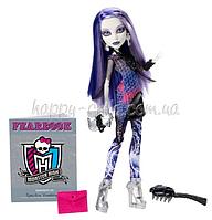 "Кукла Спектра Вондергейст (Spectra Vondergeist) серия ""День фото"", Monster High"