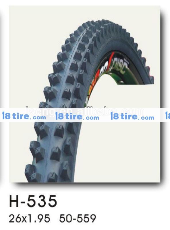 Велопокрышка 26x1.95 50-559 H-535 ChaoYang