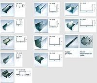 Профиль CW-100 (0,40 mm) (3м,4м)  Украина, фото 1