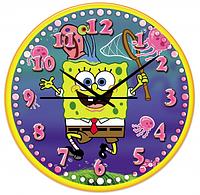 Часы настенные Disney Губка Боб (2 вида)