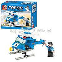 Конструктор SLUBAN M38-B0175 полиция