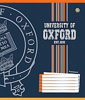 Тетради Зошити України 18 листов в линию OXFORD LOGO -16