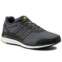 Мужские кроссовки adidas Mana Bounce Black Grey Running