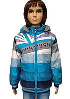 Красивая детская на мальчика куртка , фото 1
