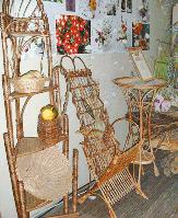 Плетеная мебель соими руками - начало работы