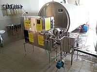 Пастеризатор молока на 100 л УЗМ-0,1Е