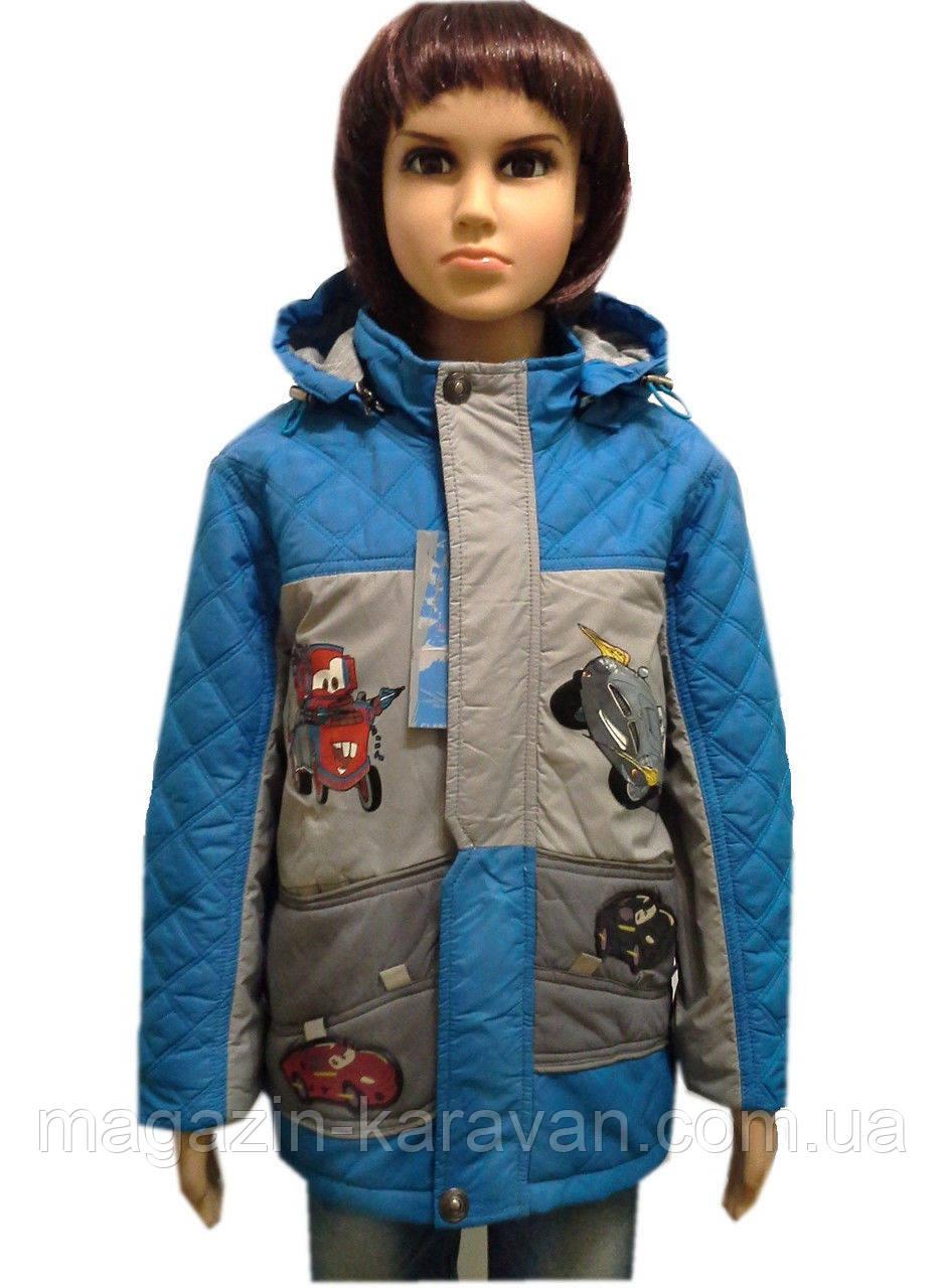 Удобная куртка на мальчика