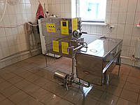 Пастеризатор молока 300 л/ч УЗМ-0,3