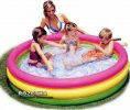 Надувний  басейн  Intex