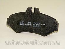 Тормозные колодки задние (Тор.сист.BOSCH) на Фольксваген ЛТ 35 1996-2002 SM- SM390
