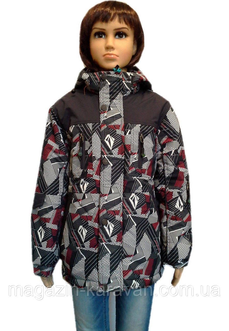 Куртка на мальчика весна-осень