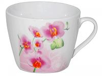 Чашка 200мл Орхидея. Набор 6 шт