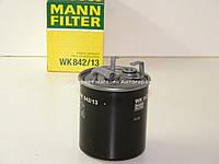 Фильтр топливный (без датчика воды) на Мерседес Спринтер (CDI) 2000-2006 MANN-FILTER (Германия) WK84213