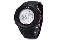 Cпортивные цифровые часы O.T.S T7005G, водозащита 5 атм. Цвет: черный