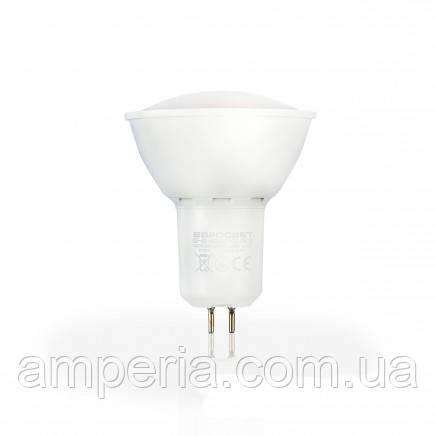 Евросвет Лампа светодиодная G-6-4200-GU5.3