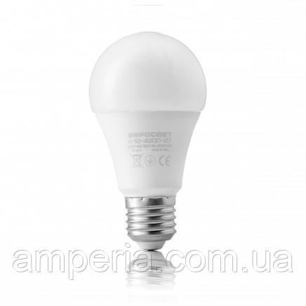 Евросвет Лампа светодиодная A-12-4200-27
