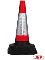 Тумба сигнальная с одной светоотражающей полосой ROAD-PAHOG75