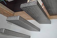 Ступени из нержавеющей стали, фото 3