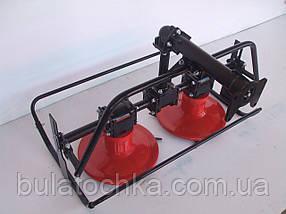 Косилка роторная для мотоблока WM1100-6 (под Вал Отбора Мощности) , фото 3