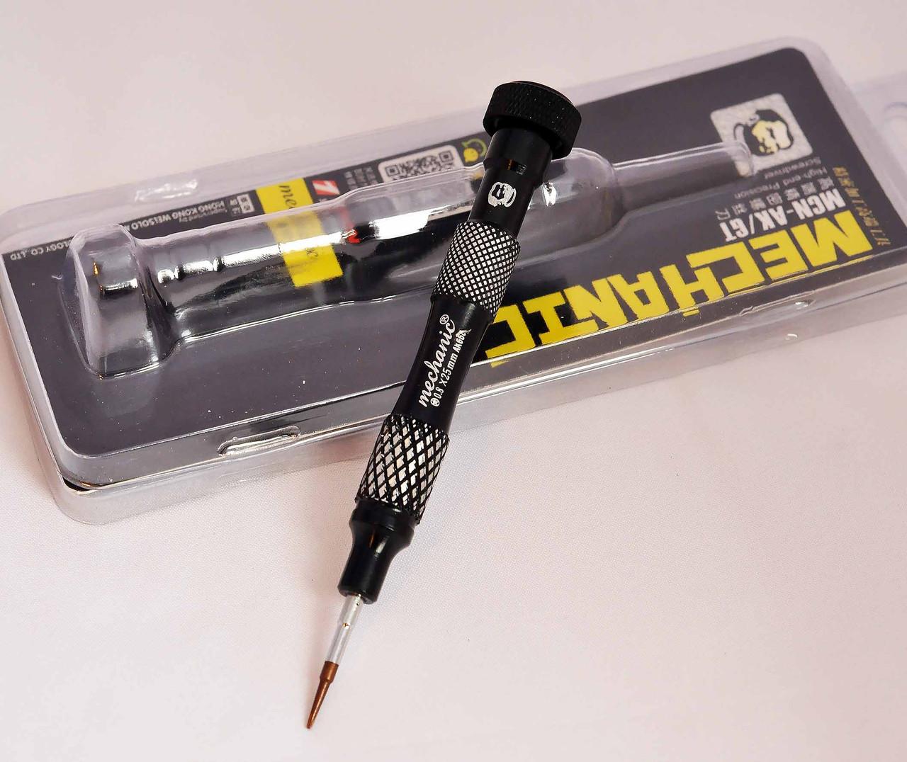 Викрутка Mechanic AK668 1.5 мм (+)