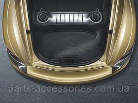 Porsche Cayman 2012-16 резиновый коврик в багажник новый оригинальный