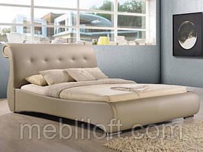 Двуспальная кровать Signal -Mokka