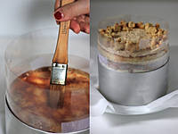 Ацетатная пленка супер плотная h-10 см, 3 м прозрачная