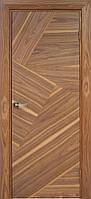 Деревянная межкомнатная дверь Маркетри ДГ