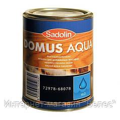 Sadolin DOMUS AQUA Водорастворимая краска для древесины BC (безцветный) 0,94 л