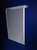 Экран на чугунную батарею на 4 секции