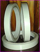 Скотч двосторонній, внутрішній на паперовій основі 12мм х 10м х 90мкм, фото 1