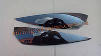 Реснички для ВАЗ 2170 Приора Седан